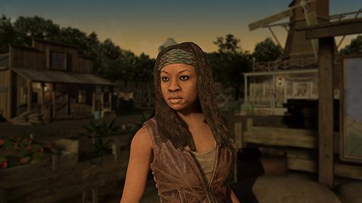 Michonne Alexandria